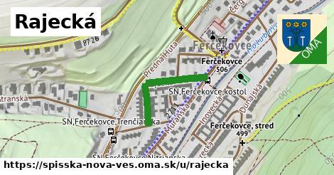 ilustrácia k Rajecká, Spišská Nová Ves - 229m