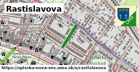 ilustrácia k Rastislavova, Spišská Nová Ves - 151m