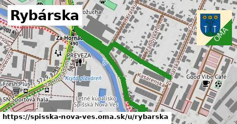ilustrácia k Rybárska, Spišská Nová Ves - 209m