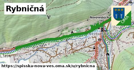 ilustrácia k Rybničná, Spišská Nová Ves - 1,27km