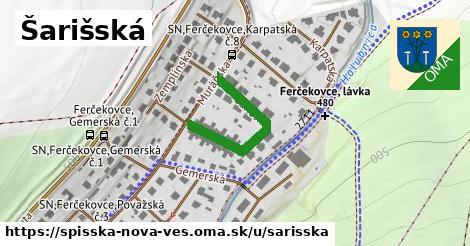 ilustrácia k Šarišská, Spišská Nová Ves - 269m