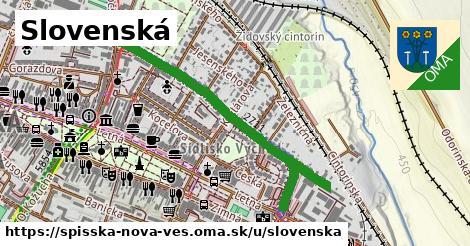 ilustrácia k Slovenská, Spišská Nová Ves - 0,98km