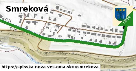 ilustrácia k Smreková, Spišská Nová Ves - 0,91km