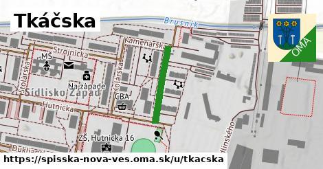 ilustrácia k Tkáčska, Spišská Nová Ves - 177m