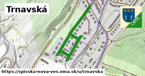 ilustrácia k Trnavská, Spišská Nová Ves - 607m