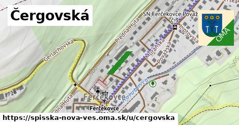 ilustrácia k Čergovská, Spišská Nová Ves - 90m