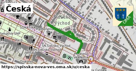 ilustrácia k Česká, Spišská Nová Ves - 348m