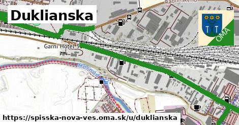 ilustrácia k Duklianska, Spišská Nová Ves - 2,6km
