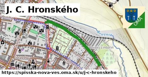 J. C. Hronského, Spišská Nová Ves