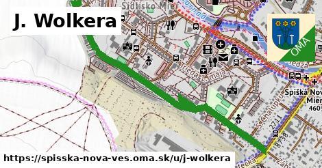 ilustrácia k J. Wolkera, Spišská Nová Ves - 1,34km