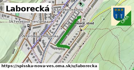 ilustrácia k Laborecká, Spišská Nová Ves - 281m