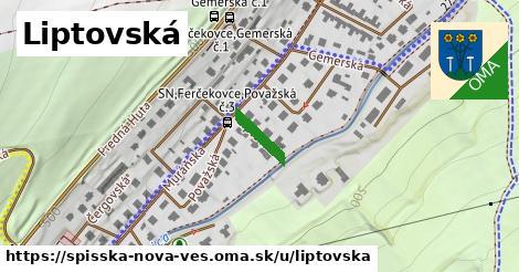 Liptovská, Spišská Nová Ves