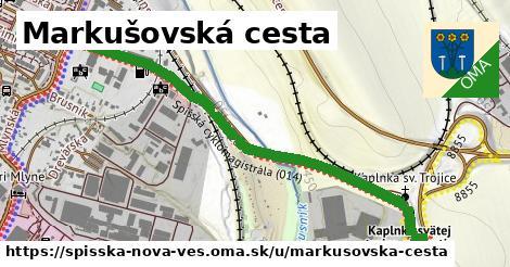 Markušovská cesta, Spišská Nová Ves