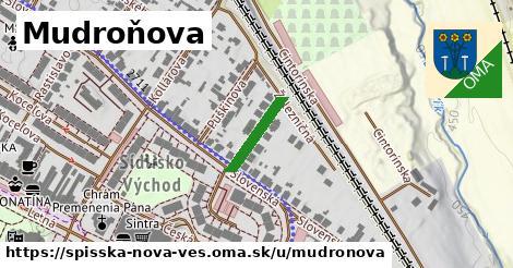 ilustrácia k Mudroňova, Spišská Nová Ves - 130m