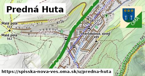 Predná Huta, Spišská Nová Ves