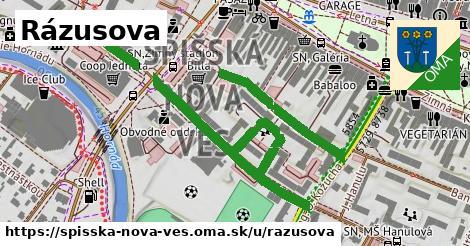 ilustrácia k Rázusova, Spišská Nová Ves - 0,72km