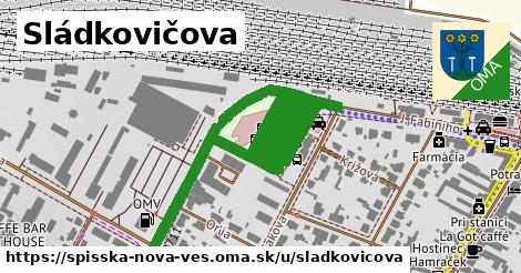 Sládkovičova, Spišská Nová Ves