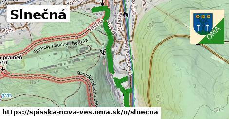 ilustrácia k Slnečná, Spišská Nová Ves - 0,89km