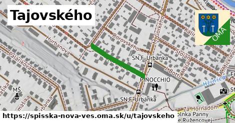 Tajovského, Spišská Nová Ves