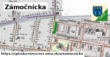 ilustrácia k Zámočnícka, Spišská Nová Ves - 90m