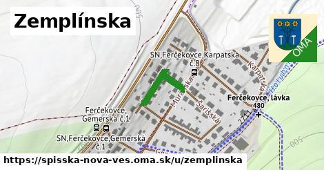 ilustrácia k Zemplínska, Spišská Nová Ves - 97m