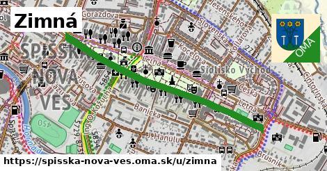 ilustrácia k Zimná, Spišská Nová Ves - 0,99km