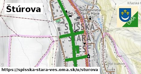 ilustrácia k Štúrova, Spišská Stará Ves - 1,93km