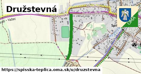 ilustrácia k Družstevná, Spišská Teplica - 563m