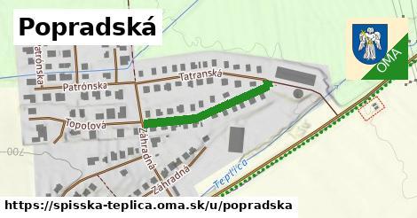 ilustrácia k Popradská, Spišská Teplica - 237m