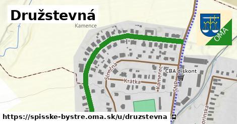 ilustrácia k Družstevná, Spišské Bystré - 578m