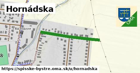 ilustrácia k Hornádska, Spišské Bystré - 313m