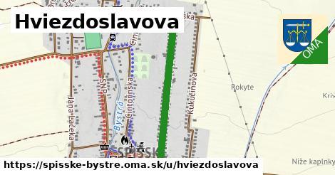 ilustrácia k Hviezdoslavova, Spišské Bystré - 648m