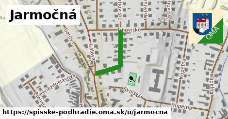 ilustrácia k Jarmočná, Spišské Podhradie - 206m