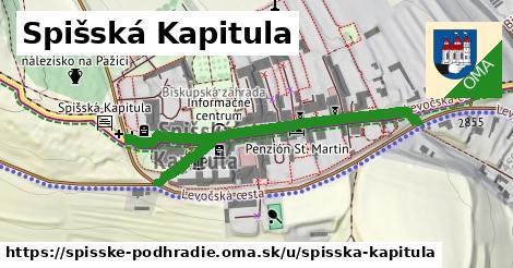 Spišská Kapitula, Spišské Podhradie