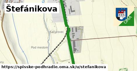 ilustrácia k Štefánikova, Spišské Podhradie - 1,98km