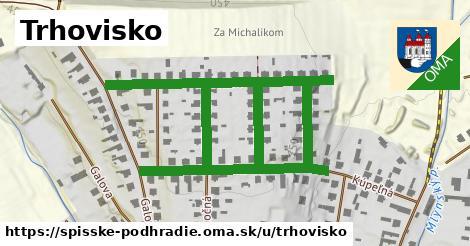 Trhovisko, Spišské Podhradie