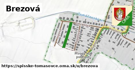 ilustrácia k Brezová, Spišské Tomášovce - 134m