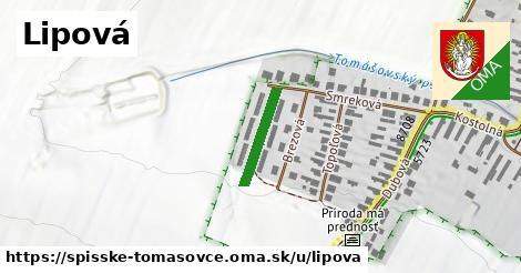 ilustrácia k Lipová, Spišské Tomášovce - 133m