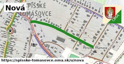 ilustrácia k Nová, Spišské Tomášovce - 406m