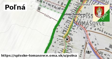 ilustrácia k Poľná, Spišské Tomášovce - 0,88km