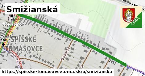 ilustrácia k Smižianská, Spišské Tomášovce - 0,70km
