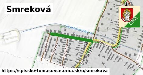 ilustrácia k Smreková, Spišské Tomášovce - 224m