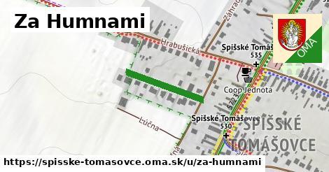 ilustrácia k Za Humnami, Spišské Tomášovce - 141m
