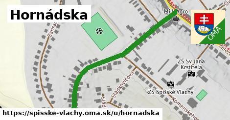 ilustrácia k Hornádska, Spišské Vlachy - 555m