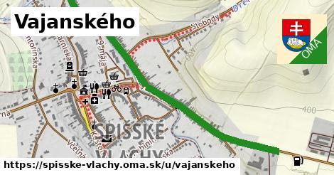 ilustrácia k Vajanského, Spišské Vlachy - 1,23km