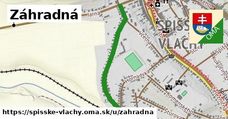 ilustrácia k Záhradná, Spišské Vlachy - 0,76km