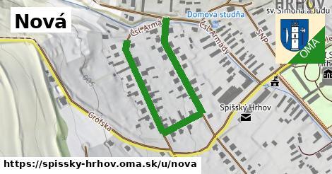 ilustrácia k Nová, Spišský Hrhov - 645m