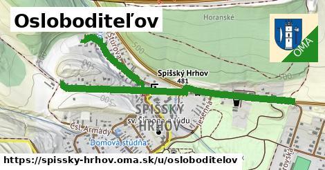 ilustrácia k Osloboditeľov, Spišský Hrhov - 0,88km