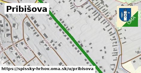 ilustrácia k Pribišova, Spišský Hrhov - 0,74km