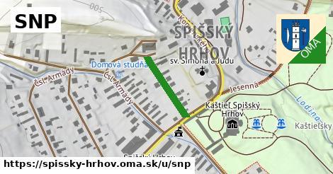 ilustračný obrázok k SNP, Spišský Hrhov